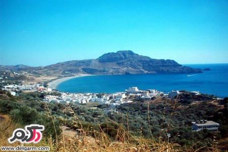 رونمایی کرت یکی از جزیرههای بزرگ یونان