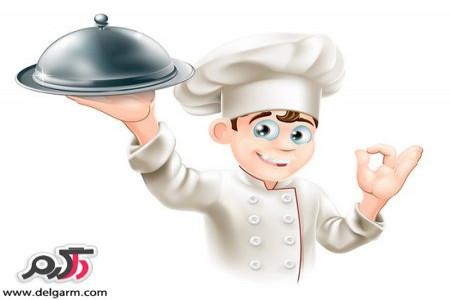 آشپزی آسان با فوت و فن ساده