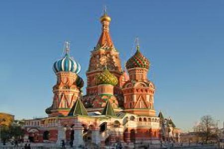 مکان های تاریخی کشور روسیه