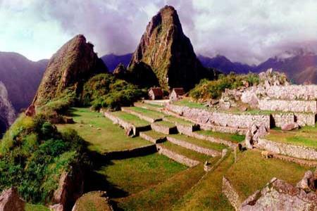 شهر ماچو پیچو یکی از جاذبه های گردشگری در کشور پرو