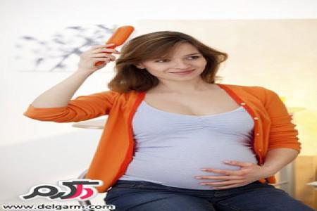 پوست و مو در دوران بارداری چگونه است؟