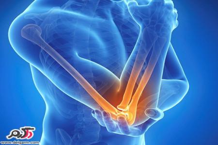 چرا آرنج دست درد میگیرد؟چگونه درد آرنج را درمان کنیم؟