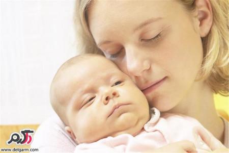 درمان چسبندگی چشم نوزاد