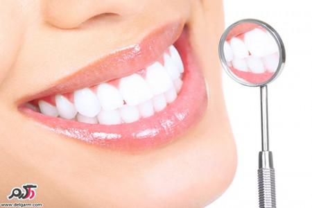 چگونه دندان هایی قوی داشته باشیم؟