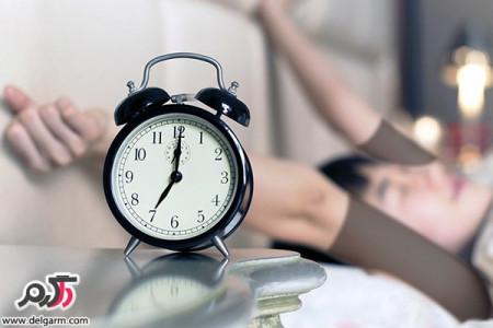چگونه زود از خواب بیدار شویم؟