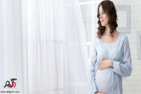 عرق کردن زیاد در بارداری نشانه چیست؟