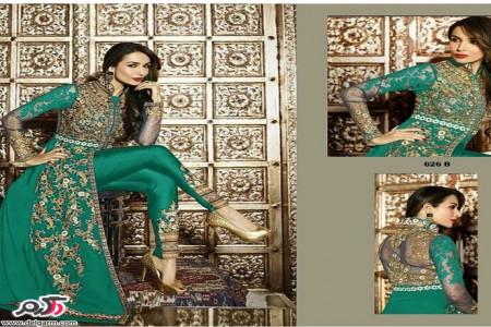جدیدترین مدل لباس هندی مجلسی 2017
