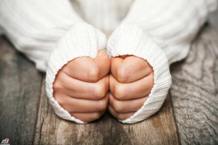 دلایل سرد شدن بدن به طور ناگهانی چیست؟