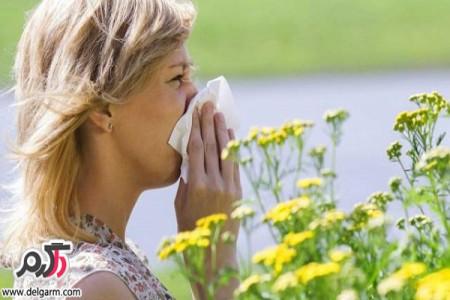 مواد غذایی مفید در زمان آلرژی در فصل بهار