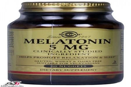 موارد مصرف قرص (ملاتونین Melatonin ) برای درمان کم خوابی و عوارض این قرص