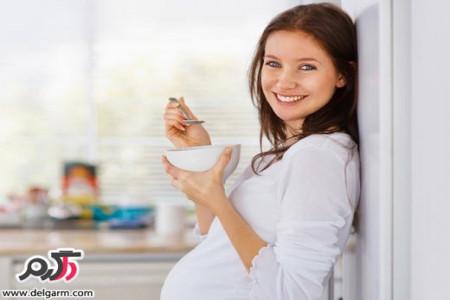 دلیل گرسنگی مداوم در زمان بارداری چیست؟
