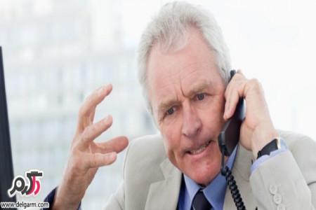 چطور خشم خود را در محل کار کنترل کنیم؟