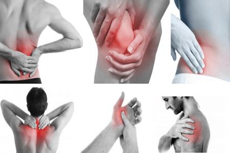 درمان بدن درد شدید