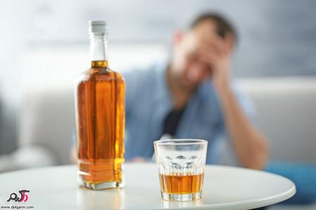 عوارض خوردن مشروب و خطرات مشروبات الکلی