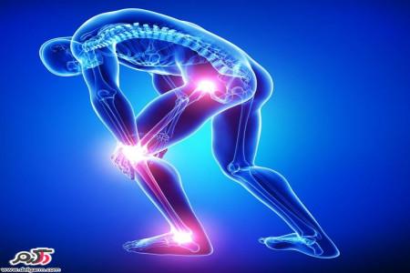 درمان درد و حس کشیدگی عضلات ران و بغل پا
