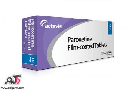 موارد مصرف و تداخل دارویی قرص پاکسیل(داروی ضد افسردگی )