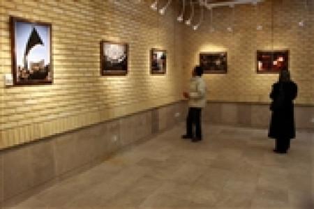 سنگ و آفتاب در گالری شلمان