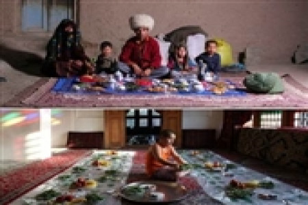 نفرات برتر مسابقه عکاسی از سفره های افطاری معرفی شدند