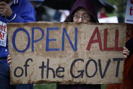 عکس روز: دولت را باز کنید