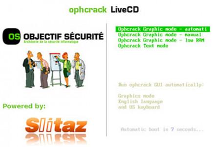 چگونه با استفاده از نرمافزار ophcrack گذرواژهی حساب کاربری ویندوز 7 را پیدا کنیم؟