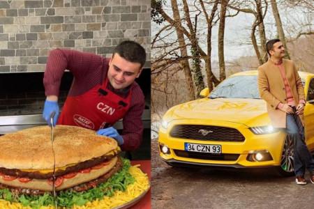 آشنایی با بوراک اوزدمیر جوانترین سرآشپز اهل ترکیه + فیلم