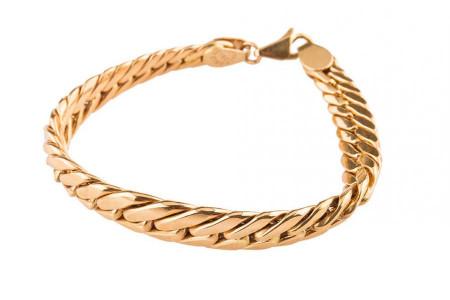 لیست قیمت دستبند و تکپوش طلا