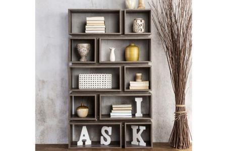 لیست قیمت انواع قفسه کتاب و کمد کتابخانه