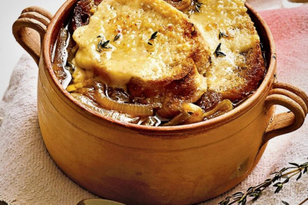 سوپ پیاز : طرز تهیه سوپ پیاز