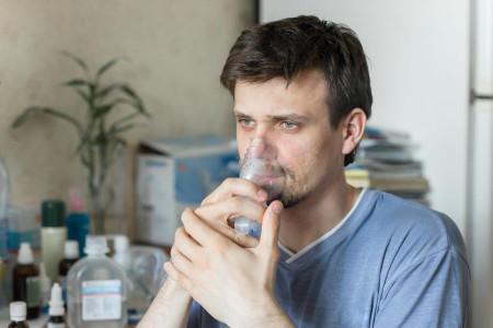 تنفس غیر طبیعی سریع (هایپرونتیلیشن)