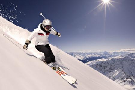 معرفی ورزش لاکچری اسکی روی برف
