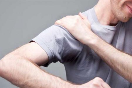 درمان درد بازو ناشی از سندروم دوسر (Biceps) با تزریق
