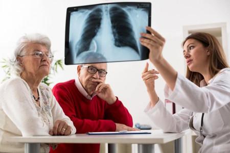 علل ایجاد زخم در ریه ها (اسکار ریه) چیست؟