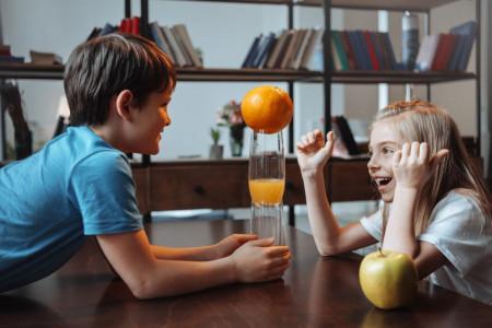 10 روش جالب اما موثر برای تقویت سیستم ایمنی بدن کودکان