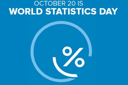 ۲۸ مهرماه مصادف با ۲۰ اکتبر روز جهانی آمار
