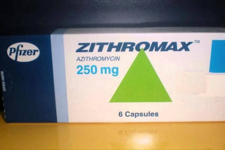 همه چیز در مورد داروی زیتروماکس (Zithromax)