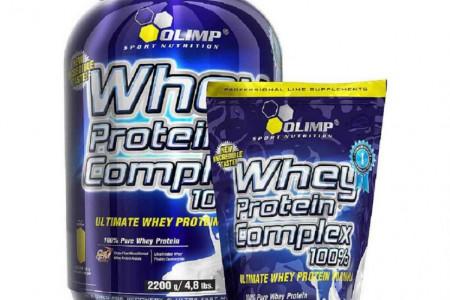مزایای فوق العاده پروتئین وی کمپلکس ۱۰۰% الیمپ