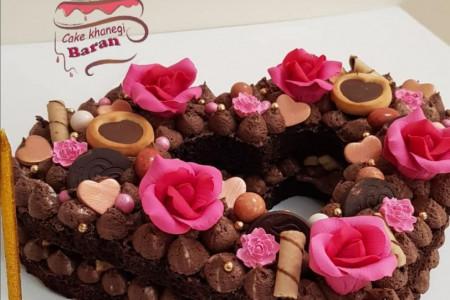 ۲۰ عکس کیک تولد خوشگل و جدید همراه با کیک تولد ساده جالب