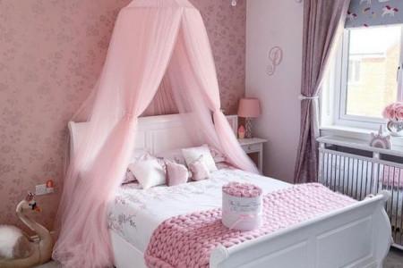 چیدمان جهیزیه عروس شیک همراه با تزیین اتاق خواب عروس (۵۰ عکس)