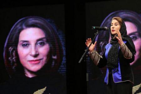 صحبتهای جنجالی فاطمه معتمد آریا در جشنواره فیلم فجر + ویدئو
