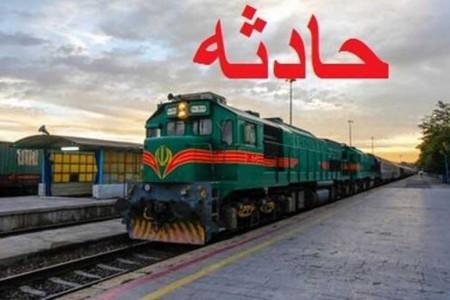 برخورد قطار تبریز تهران با کودک ۸ ساله