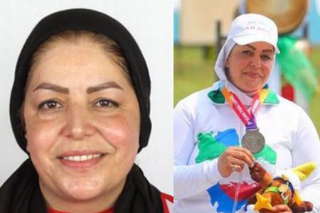 درگذشت ناگهانی راضیه شیرمحمدی ملیپوش تیراندازی با کمان معلولان