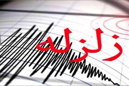 زلزله در اندیمشک