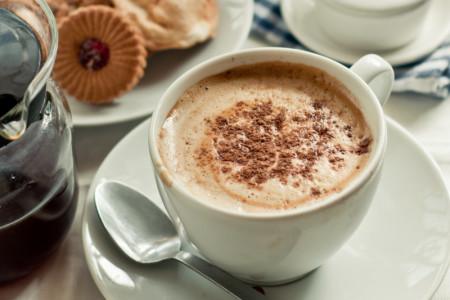 طرز تهیه دسر خامه قهوه