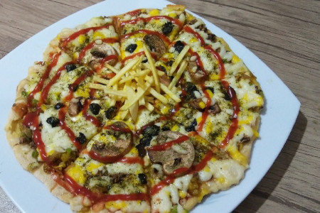 طرز تهیه پیتزا رست بیف و نکات مهم در طبخ آن