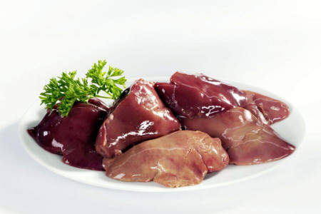 هشدار : جگر مرغ نخورید !