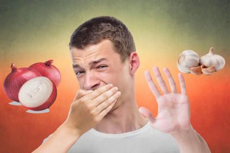 از بین بردن بوی پیاز دست با چند ترفند ساده