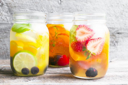 نوشیدنی های چای سرد برای گرم روزهای تابستانی (آیس تی)