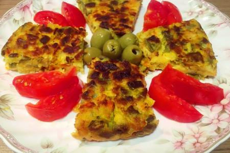 آموزش درست کردن کوکوی لوبیا سبز با طعمی عالی