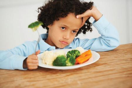 چطور عادات غذایی سالم در کودکان ایجاد کنیم؟