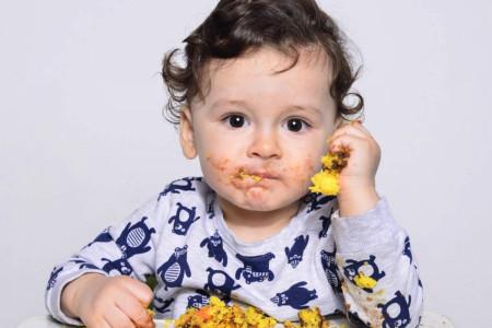 غذای کودک : راهنمای غذای کودک تا یک سالگی